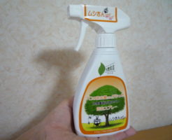 天然植物由来成分 防虫剤