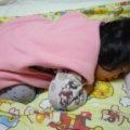 子供 冬の寝間着