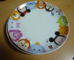 ミッキーマウスお皿