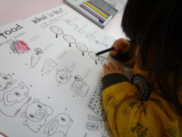 3歳 子供英語教室